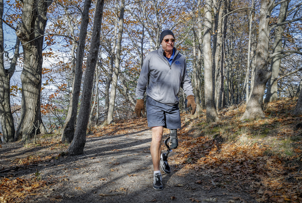 Maine lags in providing state park access to people with disabilities